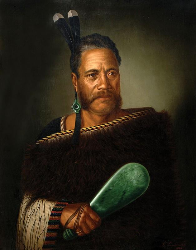 Chief Ngatai - Raure