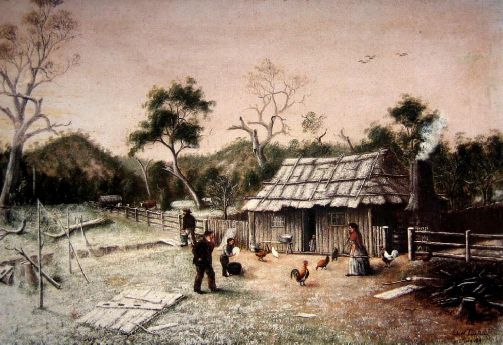 Paintings - Alfred William Eustace - Page 2 - Australian Art ...