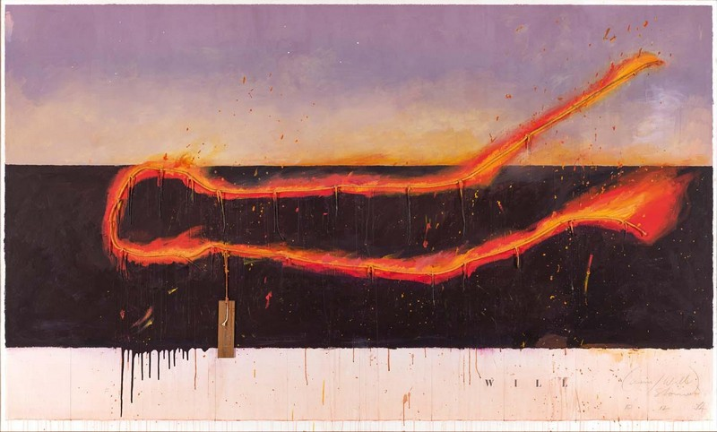 Tim Storrier Paintings Prices