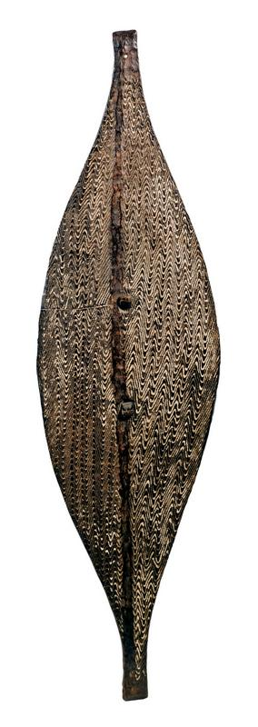 A Broad Shield, Lower Murray River Early 19th Century
