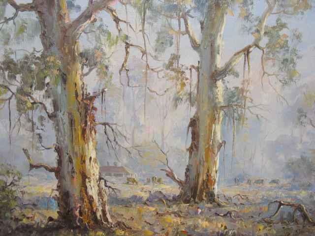 Bill Ambagtsheer Paintings Prices
