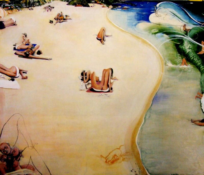 Brett Whiteley Paintings For Sale