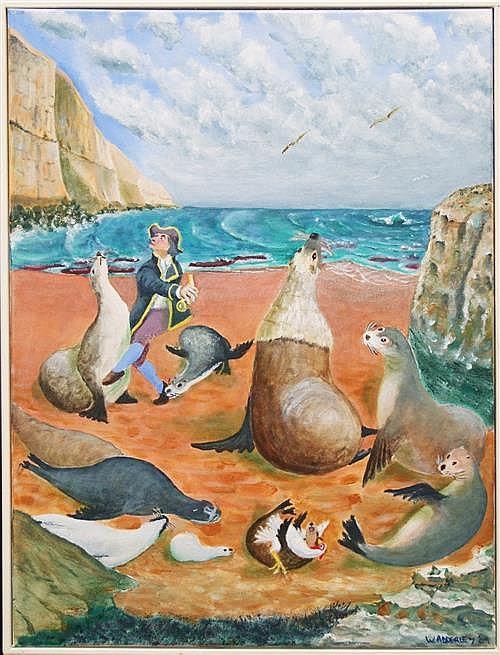 Sea Lions, Pt Labatt, Eyre Peninsula II