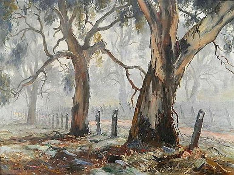 Tumut Australia  City pictures : Paintings Terry Gleeson Australian Art Auction Records