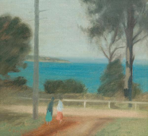 The Road to the Sea, Beaumaris, c. 1932
