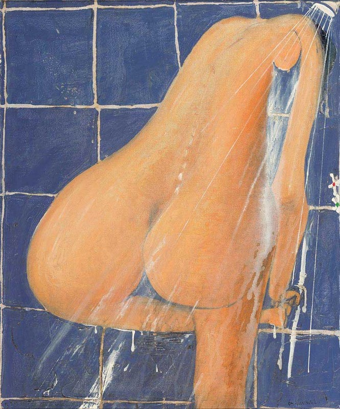 The Shower, 1984