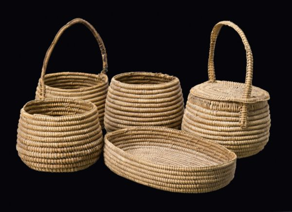 Traditional Aboriginal Basket Weaving : Find an australian or new zealand artist