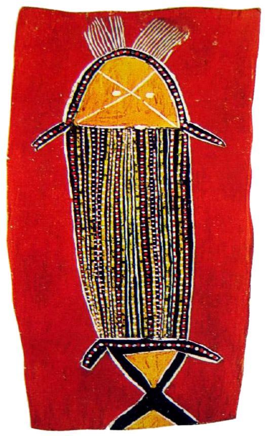 Catfish Totem, c. 1963