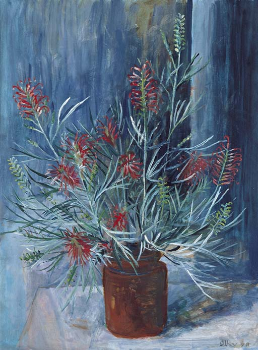 Margaret Olley Paintings Prices