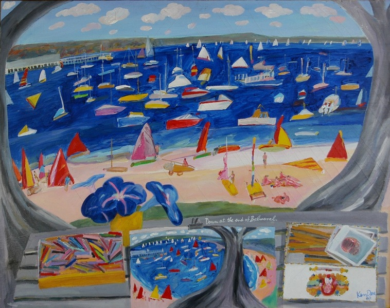 Ken Done Paintings For Sale