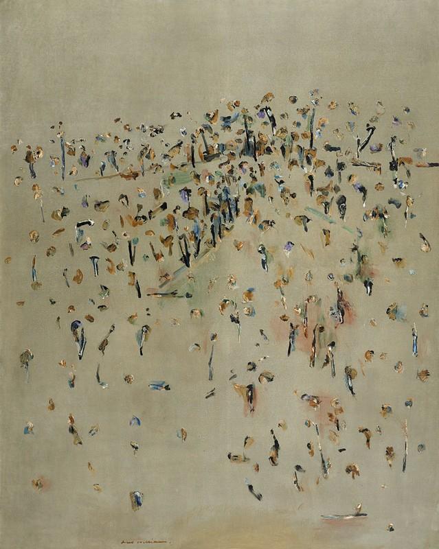 Hillside Landscape No. 1 (1966)