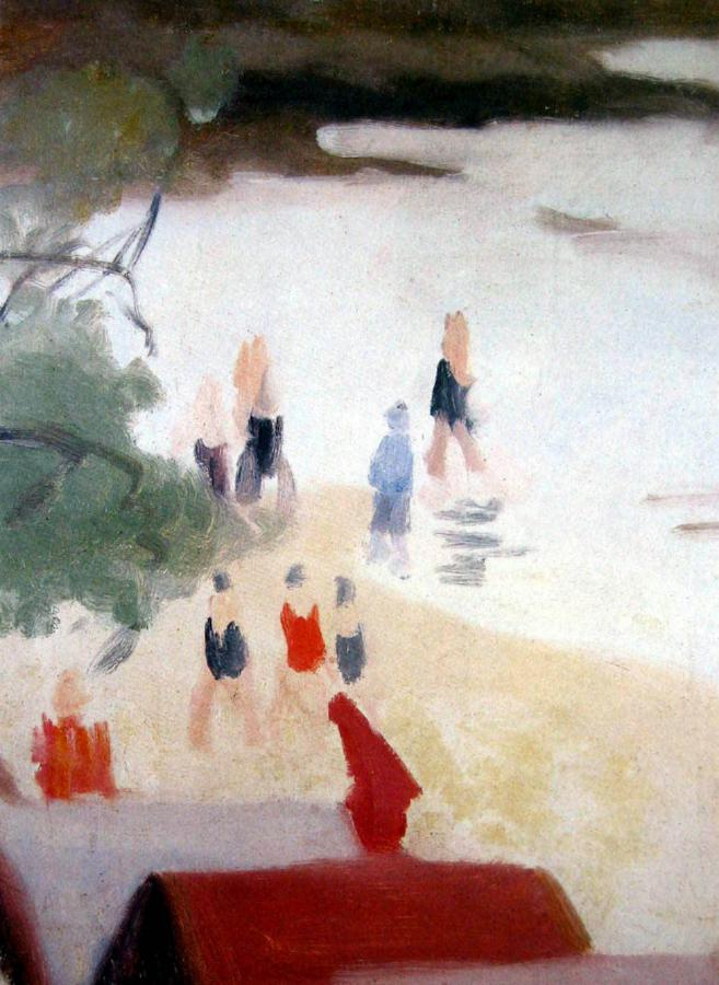 Bathers, Beaumaris