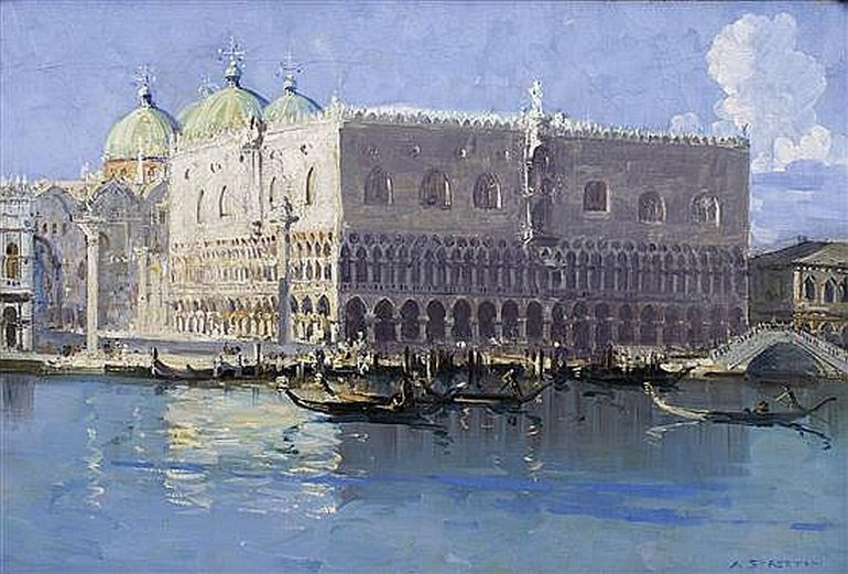 The Doge's Palace (1908)