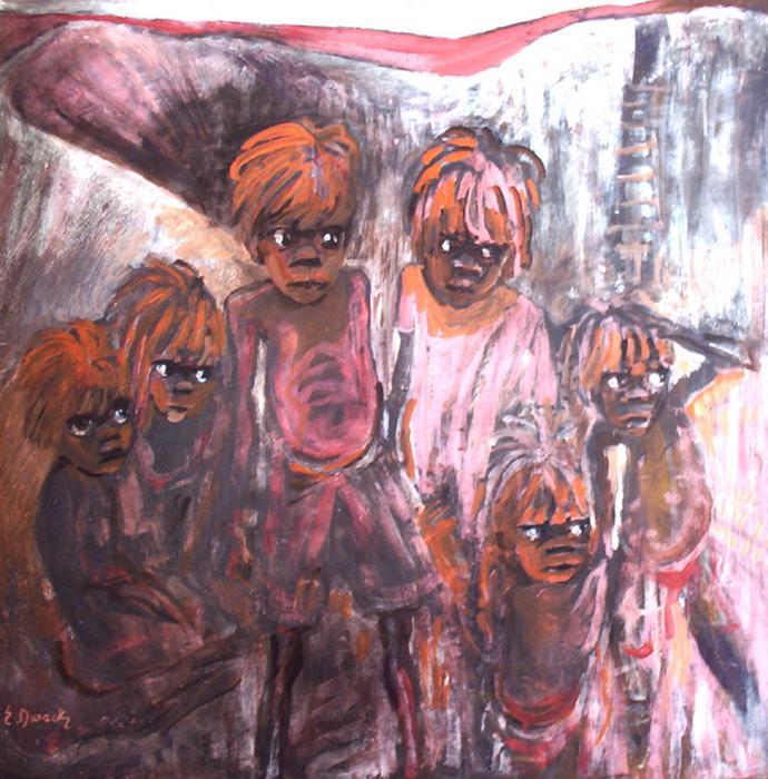 Elizabeth Durack Paintings For Sale