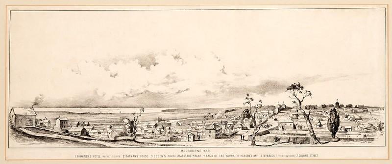 Melbourne 1839