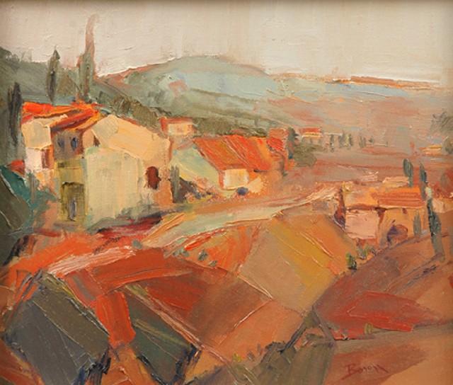 Paintings - Ottavio (Otto) Boron