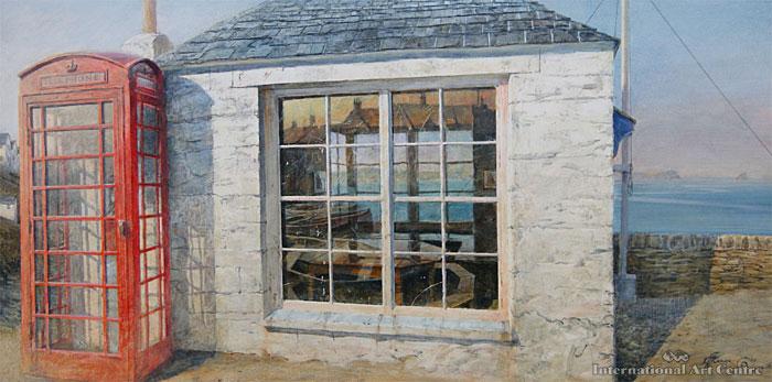Boatmen's Shelter, Cornwall