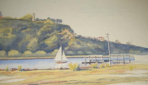 The Narrows South Perth c1955