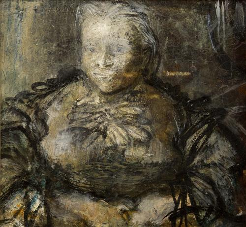 Study for the Matriarch c1967
