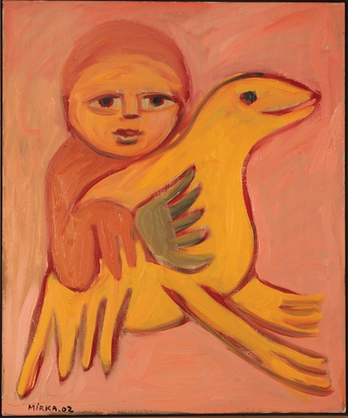 Golden Bird 2002