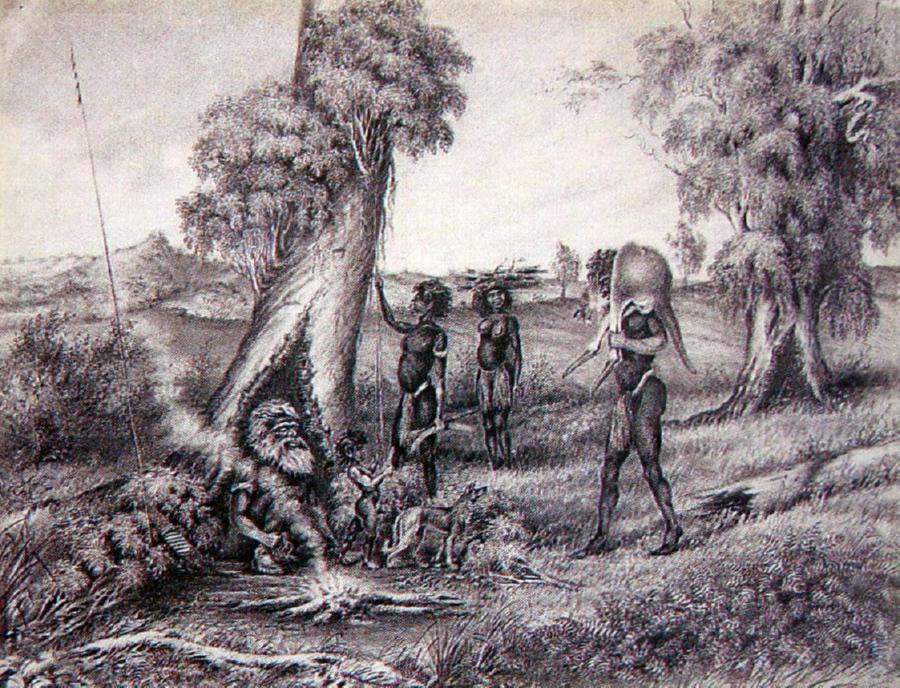 Aboriginal Family Group