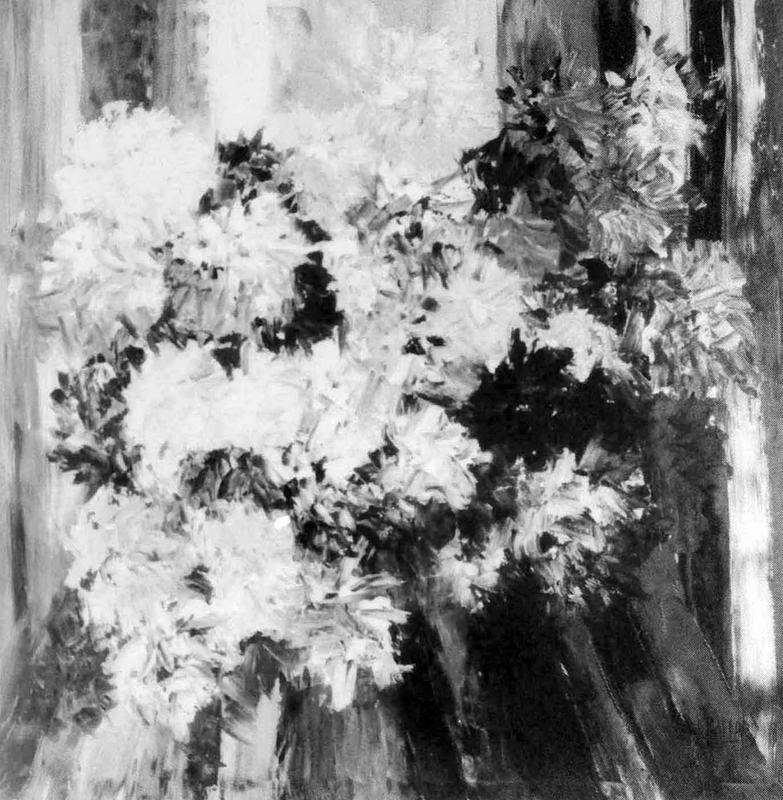Bouquet on Blue (1981)