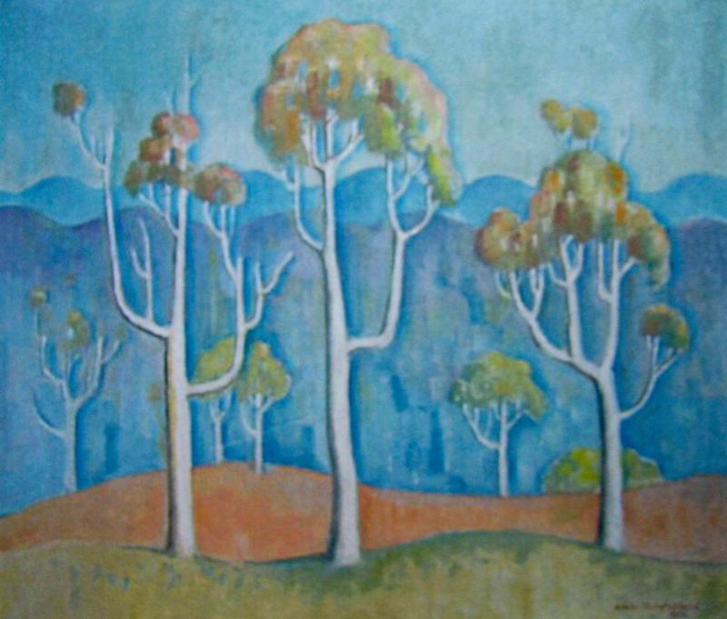 Paintings Adele Mary Younghusband Australian Art Auction Records
