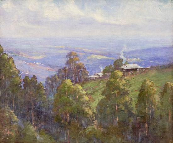 From the Dandenongs