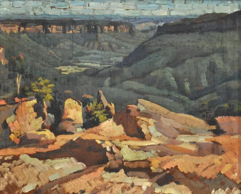Paintings - Des Robertshaw - Australian Art Auction Records
