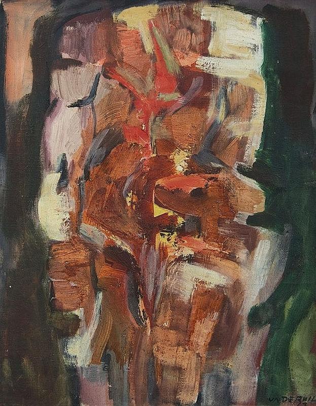Enclave De Formes,' 1962