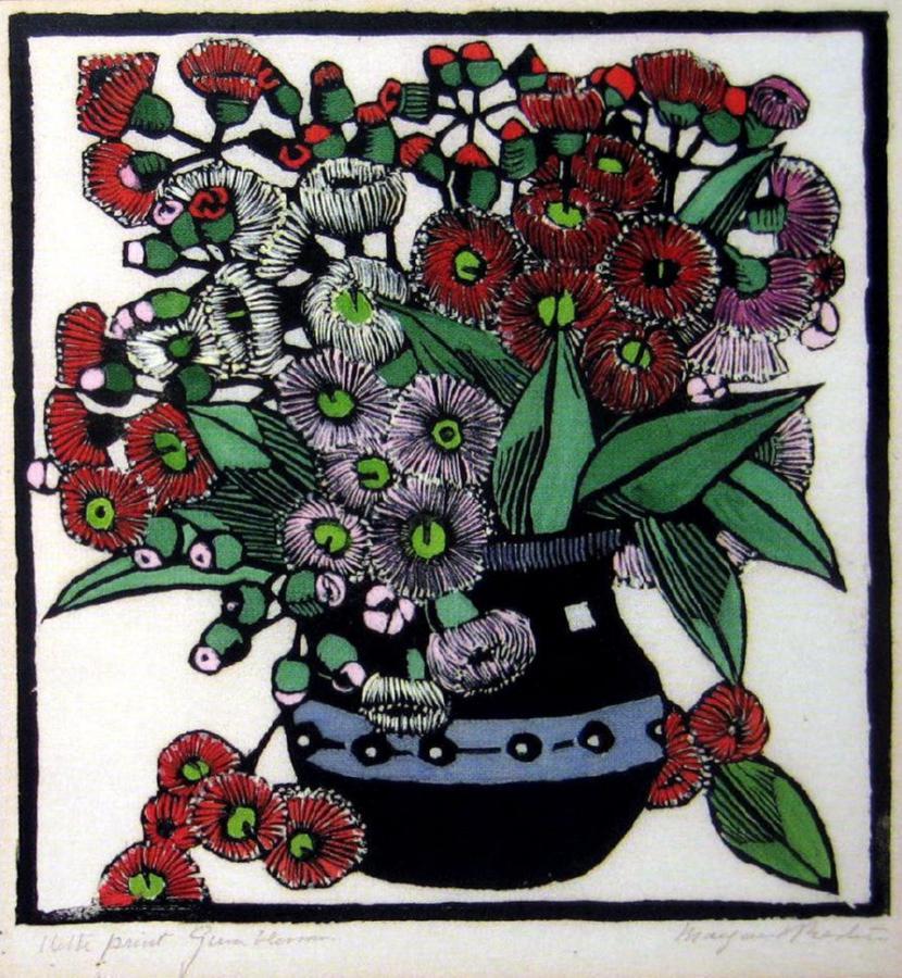 Gum Blossoms 1928