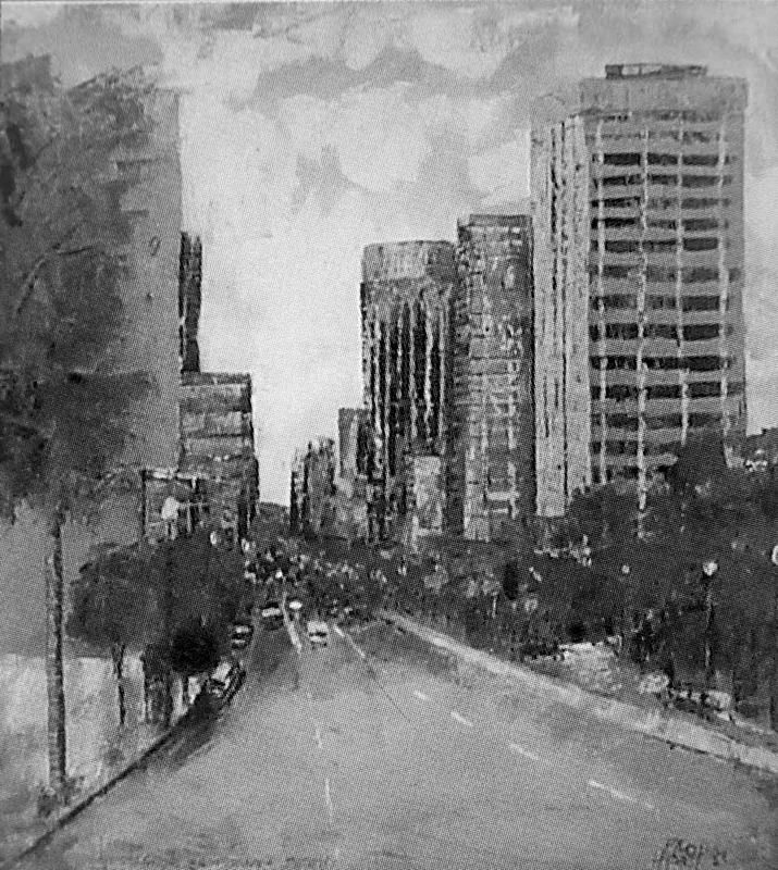 Paintings kevin charles pro hart page 282 for 5 st georges terrace perth