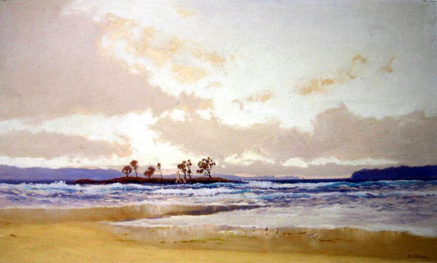 Southport (Tasmania) Australia  City pictures : ... William Charles Piguenit Page 6 Australian Art Auction Records