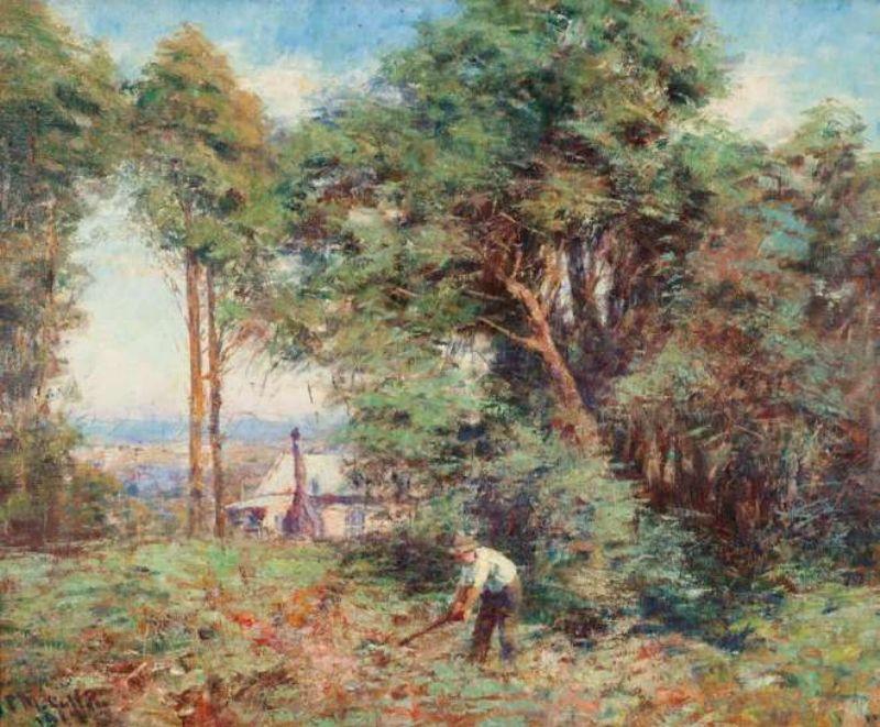 Spring Morning, 1914
