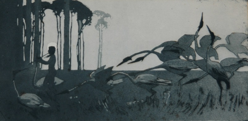 'Spirit of the Plains,' 1918