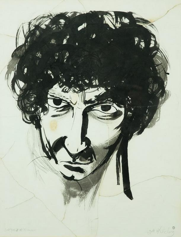 brett whiteley self portrait in the studio essays Bacon produced iconic images of traumatized humanity with subjects violently distorted, presented as isolated souls.