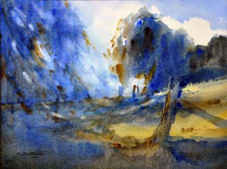 Mists, Thro' Thornton