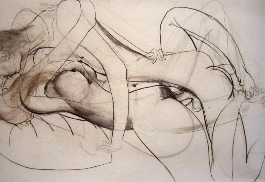 Brett Whiteley's drawings reveal the artist as a master ...