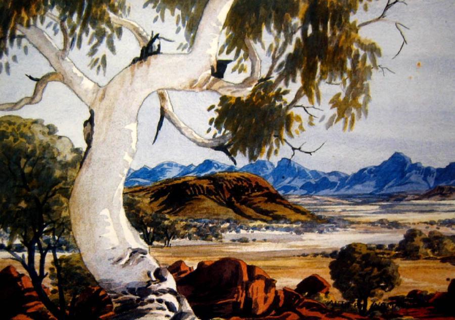 essay on albert namatjira Albert namatjira: australian aboriginal painter noted for his watercolour landscapes of desertlike central australia.