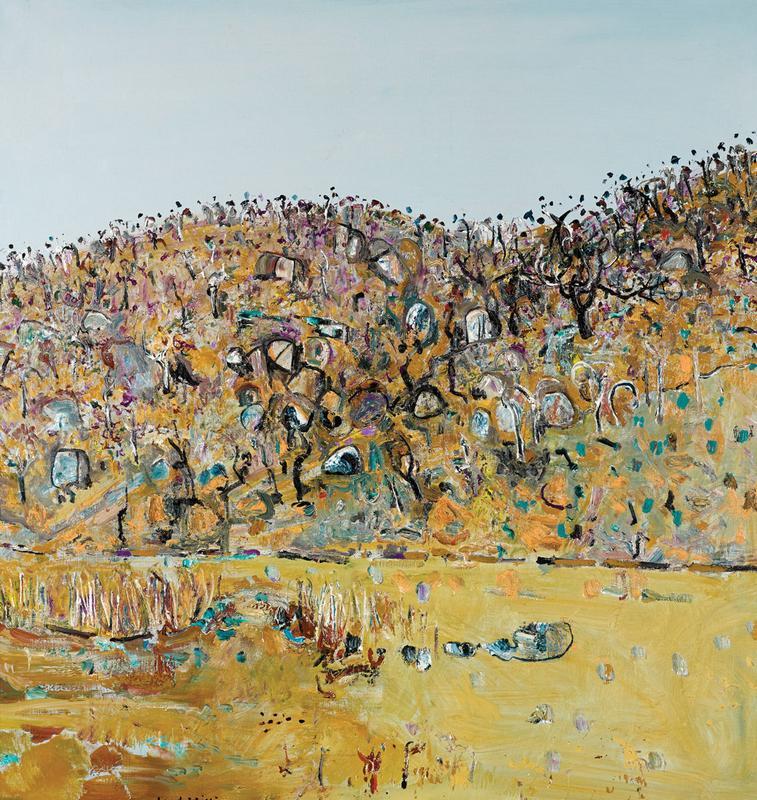 You Yangs Landscape (1978)