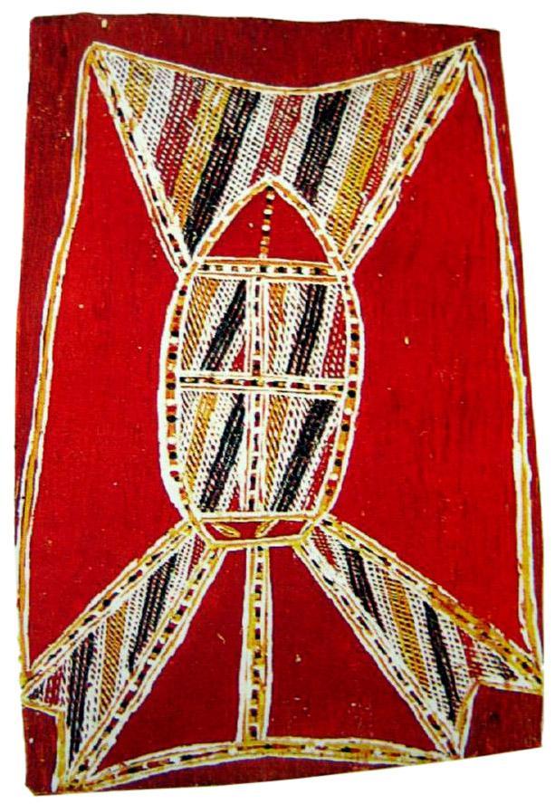 Devil-Ray Totem, c. 1963