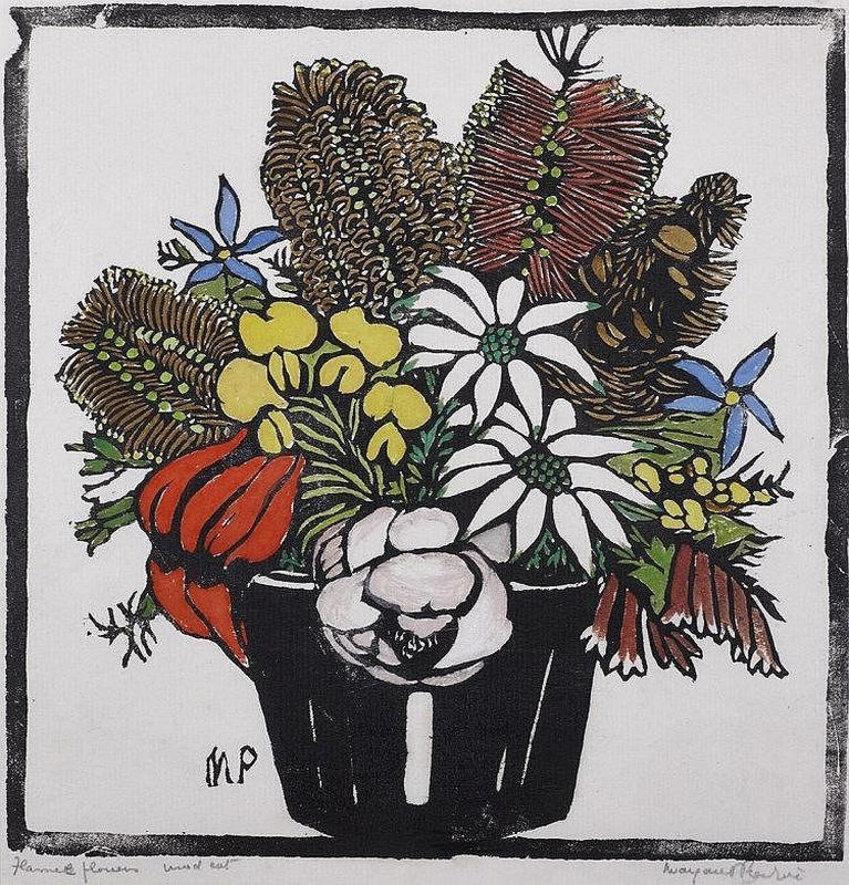 Flannel Flowers, 1928
