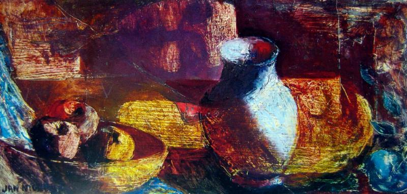 Jan Nigro Paintings For Sale