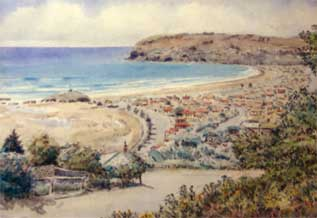 Early Views of Sumner, Christchurch