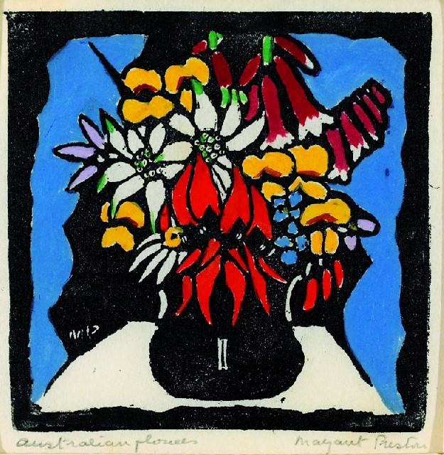 Australian Flowers (1927)