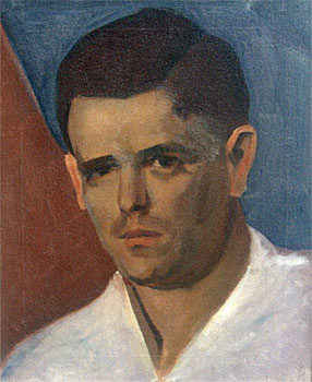 Self Portrait c. 1940