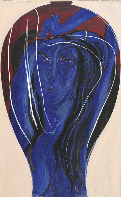 brett whiteley art essay Art, life, and the other thing is an archibald prize-winning 1978 painting by australian artist brett whiteley which combines three different media in a triptych.