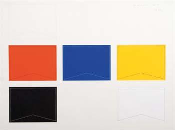Five Coloured Corners