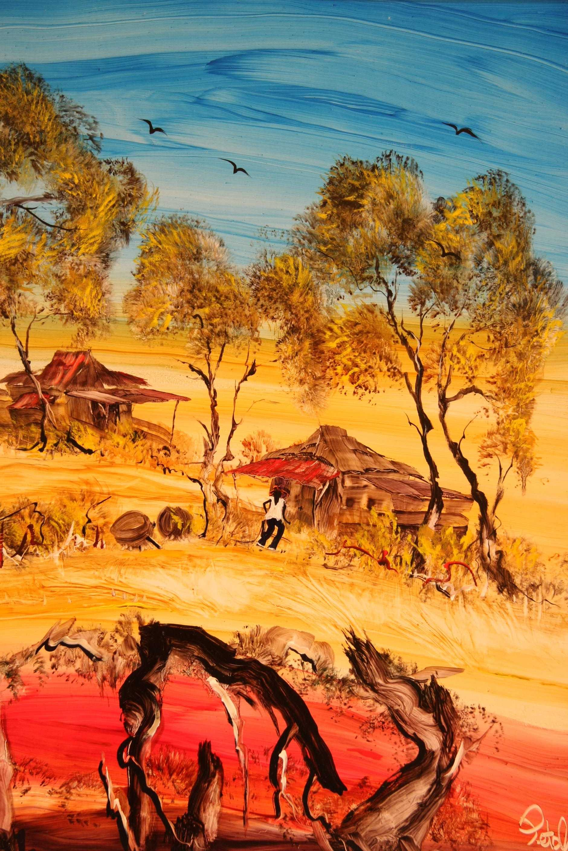 Canvas Oil Paintings For Sale Sydney
