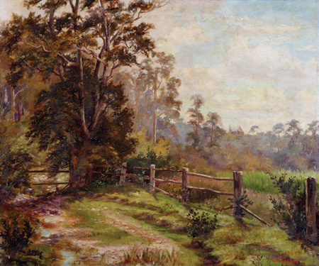 A Corner of Stewart Holme Farm